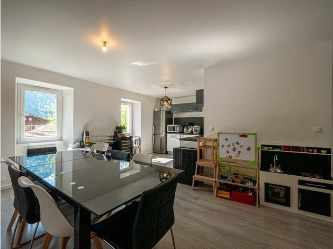 Nos appartements à la vente 5 pièces Immobilier à Thônes 140m2