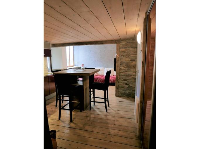 Nos appartements à la vente 2 pièces Immobilier à Thônes 48m2