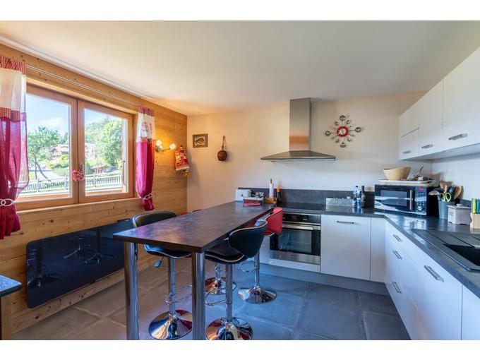 Nos appartements à la vente 8 pièces Immobilier à La Clusaz 134m2