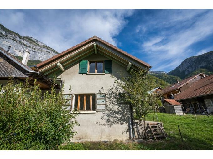 Nos maisons à la vente 4 pièces Immobilier à La Balme-de-Thuy 80m2