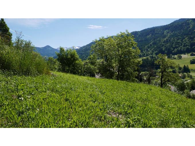 Nos terrains à la vente Immobilier à Villards-Sur-Thones 1084m2